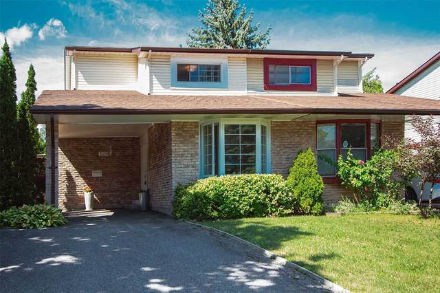 320 Cliffwood Rd, Toronto, ON M2H 2E5 (#C4917000) :: The Ramos Team