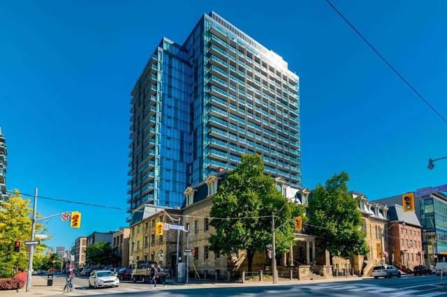 105 George St #1810, Toronto, ON M5A 2N4 (#C4917233) :: The Ramos Team
