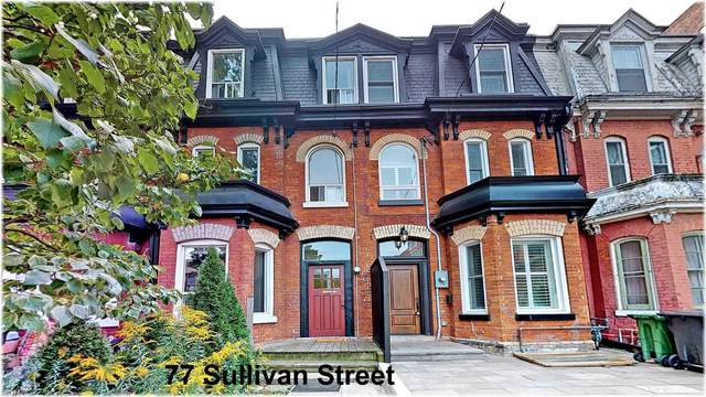 77 Sullivan St, Toronto, ON M5T 1C2 (#C4917510) :: The Ramos Team