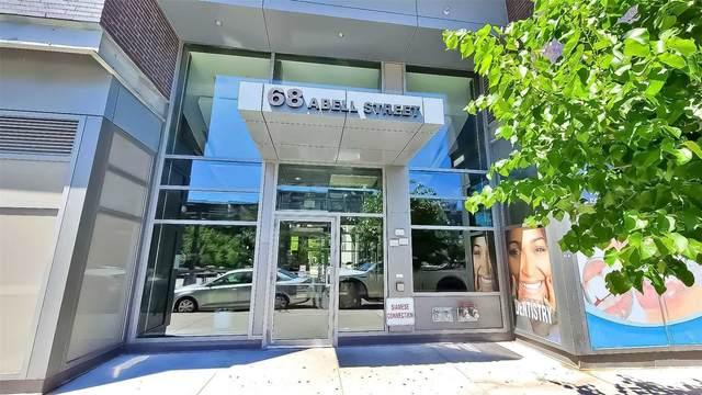 68 Abell St #848, Toronto, ON M6J 0A2 (#C4917985) :: The Ramos Team