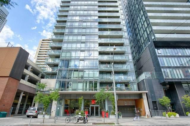 22 E Wellesley St #702, Toronto, ON M4Y 1G3 (#C4918353) :: The Ramos Team