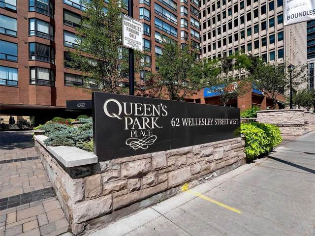 62 Wellesley St #1502, Toronto, ON M5S 2X3 (#C4919220) :: The Ramos Team