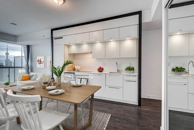 15 Grenville St #4101, Toronto, ON M4Y 1A1 (#C4919318) :: The Ramos Team