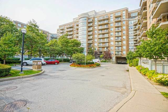 650 W Lawrence Ave #318, Toronto, ON M6A 3E8 (#C4919984) :: The Ramos Team