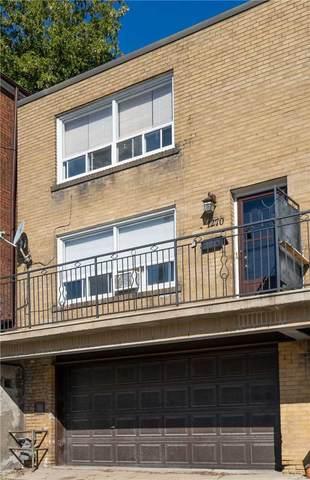 1270 Davenport Rd, Toronto, ON M6H 2G9 (#C4920729) :: The Ramos Team
