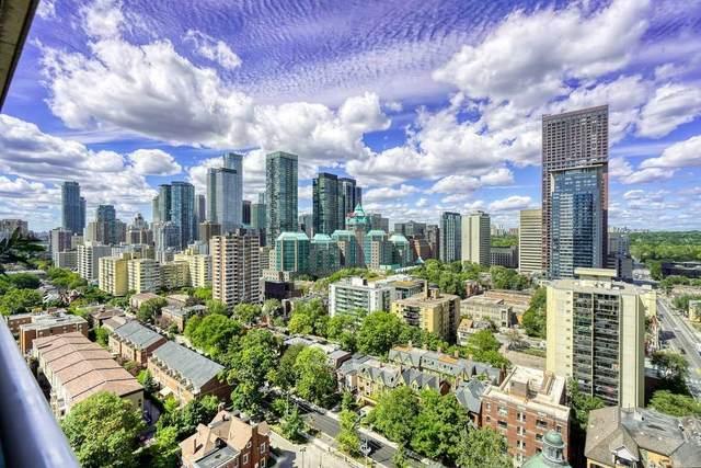 500 Sherbourne St #1802, Toronto, ON M4X 1L1 (#C4921589) :: The Ramos Team