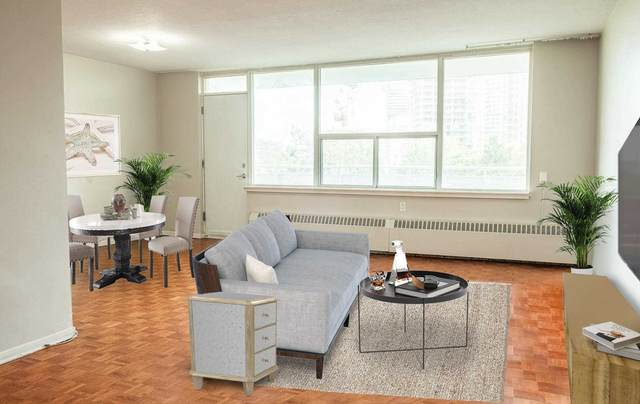10 Parkway Forest Dr #612, Toronto, ON M2J 1L3 (#C4921780) :: The Ramos Team