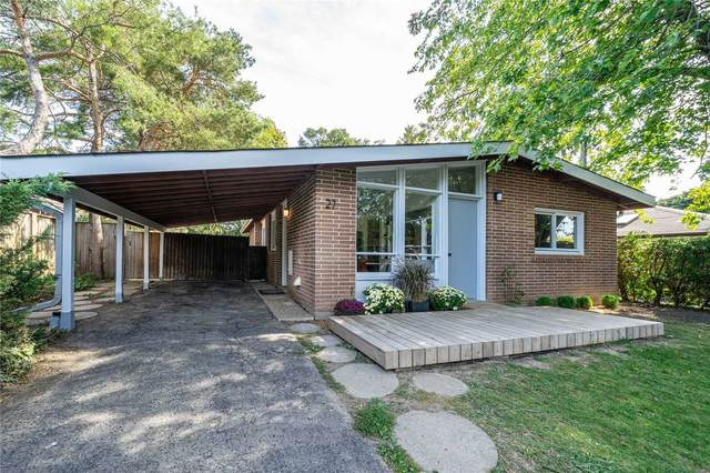 27 Evermede Dr, Toronto, ON M3A 2S2 (#C4923924) :: The Ramos Team