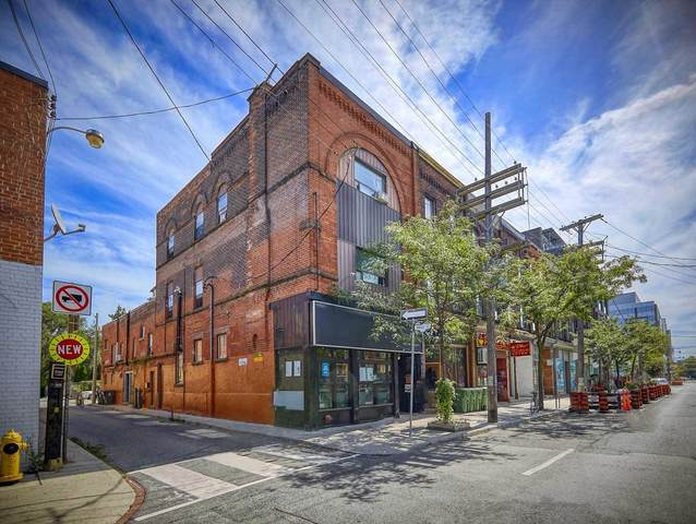 61 Ossington Ave, Toronto, ON M6J 2Y9 (#C4923998) :: The Ramos Team