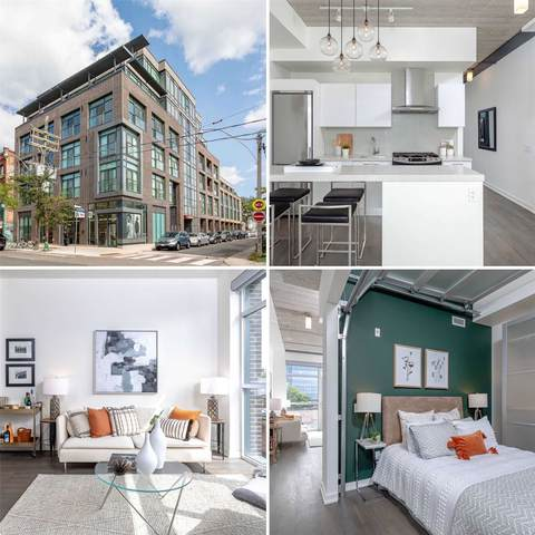 41 Ossington Ave #305, Toronto, ON M6J 2Y9 (#C4924134) :: The Ramos Team