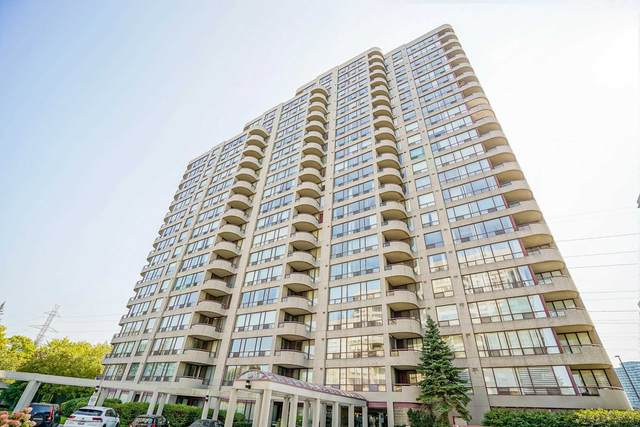 5765 Yonge St #1607, Toronto, ON M2M 4H9 (#C4924416) :: The Ramos Team