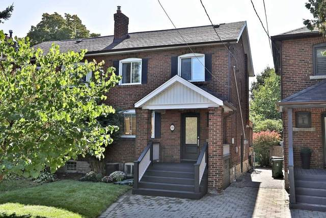 395 Belsize Dr, Toronto, ON M4S 1N3 (#C4925354) :: The Ramos Team