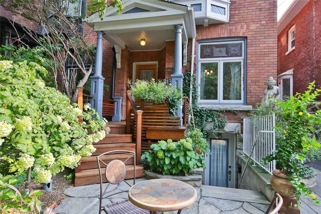 13A Delaware Ave, Toronto, ON M6H 2S8 (#C4925553) :: The Ramos Team