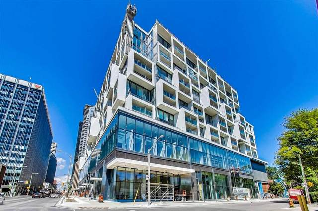 8 E Hillsdale Ave #1518, Toronto, ON M4S 1T5 (#C4928577) :: The Ramos Team