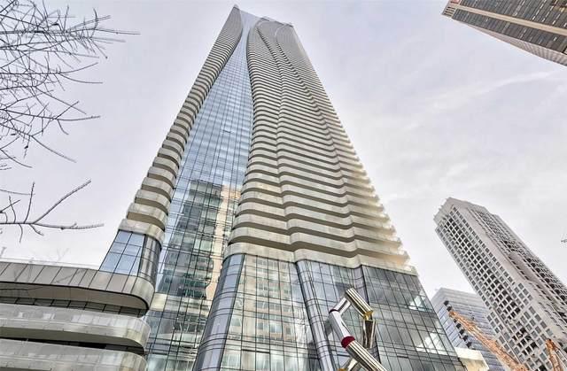 1 E Bloor St #3601, Toronto, ON M4W 1A9 (#C4964715) :: The Johnson Team