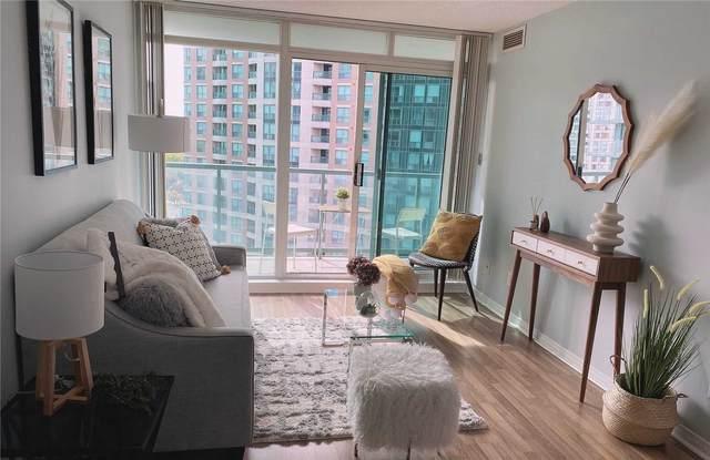 5508 Yonge St #1105, Toronto, ON M2N 5S2 (MLS #C4965249) :: Forest Hill Real Estate Inc Brokerage Barrie Innisfil Orillia
