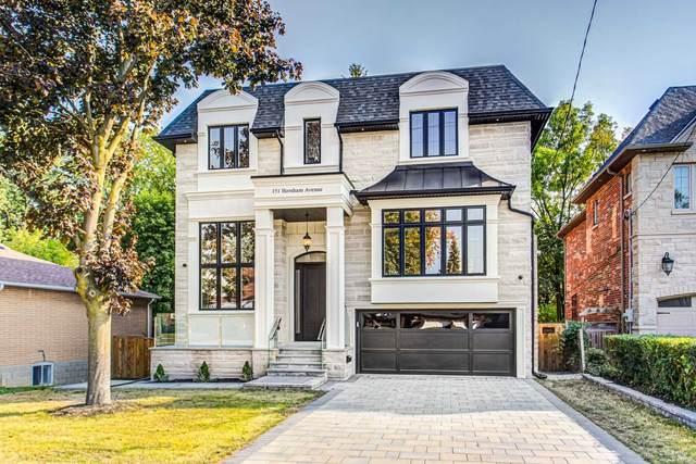 151 Horsham Ave, Toronto, ON M2N 2A3 (MLS #C4968427) :: Forest Hill Real Estate Inc Brokerage Barrie Innisfil Orillia
