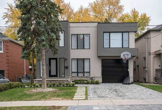 15 Newbury Lane, Toronto, ON M3H 1H6 (MLS #C4968673) :: Forest Hill Real Estate Inc Brokerage Barrie Innisfil Orillia