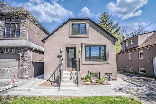 216 Cameron Ave, Toronto, ON M2N 1E7 (MLS #C4969148) :: Forest Hill Real Estate Inc Brokerage Barrie Innisfil Orillia