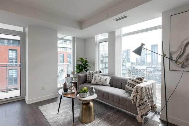 525 W Adelaide St #1616, Toronto, ON M5V 1T6 (MLS #C4970828) :: Forest Hill Real Estate Inc Brokerage Barrie Innisfil Orillia