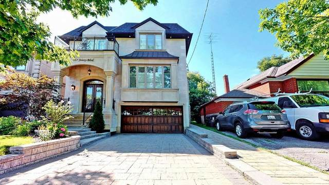 317 Joicey Blvd, Toronto, ON M5M 2V8 (#C5000545) :: The Ramos Team