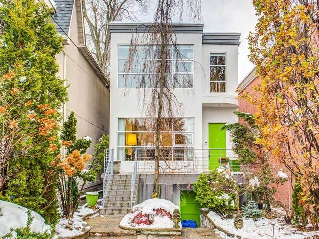 415 St Germain Ave, Toronto, ON M5M 1W8 (#C5000582) :: The Ramos Team