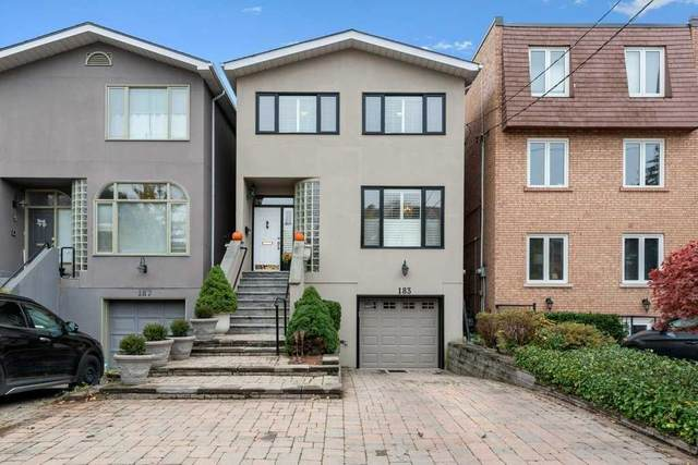 183 Ranleigh Ave, Toronto, ON M4N 1X3 (#C5000676) :: The Ramos Team