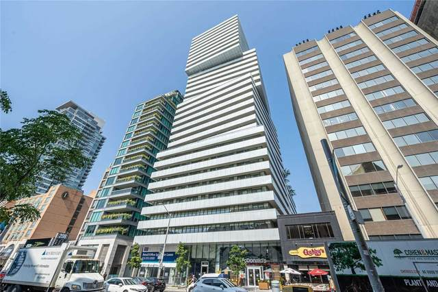 200 W Bloor St #801, Toronto, ON M5S 0B1 (#C5000820) :: The Ramos Team