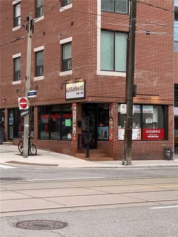 377 Church St, Toronto, ON M5B 1Z9 (#C5000868) :: The Ramos Team