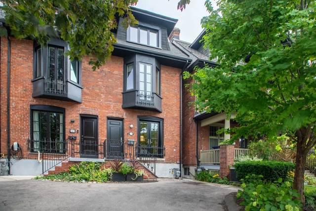 247 Bedford Rd, Toronto, ON M5R 2L3 (#C5001209) :: The Ramos Team