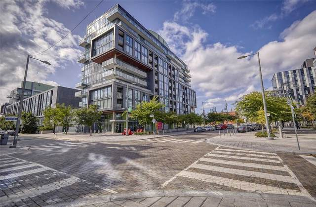 455 Front St S219, Toronto, ON M5A 1G9 (#C5001297) :: The Ramos Team