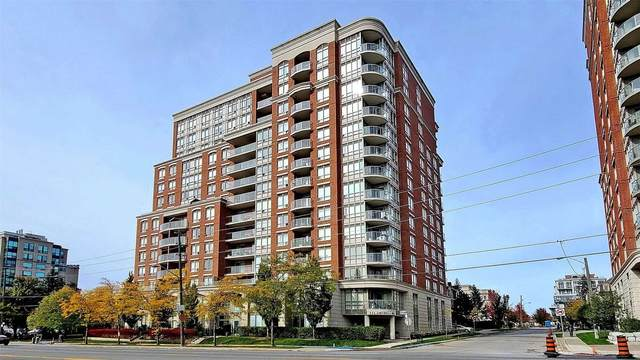 2 Clairtrell Rd #909, Toronto, ON M2N 7H5 (#C5001600) :: The Ramos Team