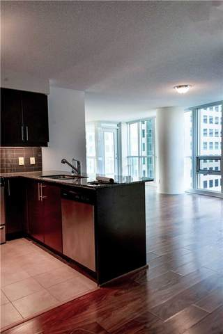 33 Bay St #1112, Toronto, ON M5J 2Z3 (#C5002011) :: The Ramos Team
