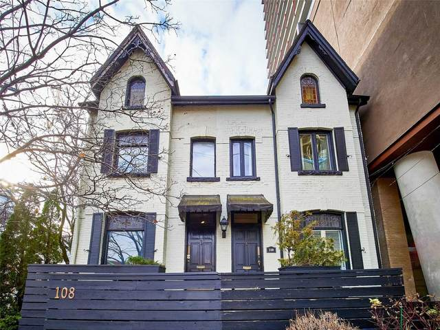 110 Parliament St, Toronto, ON M5A 2Y8 (#C5002147) :: The Ramos Team
