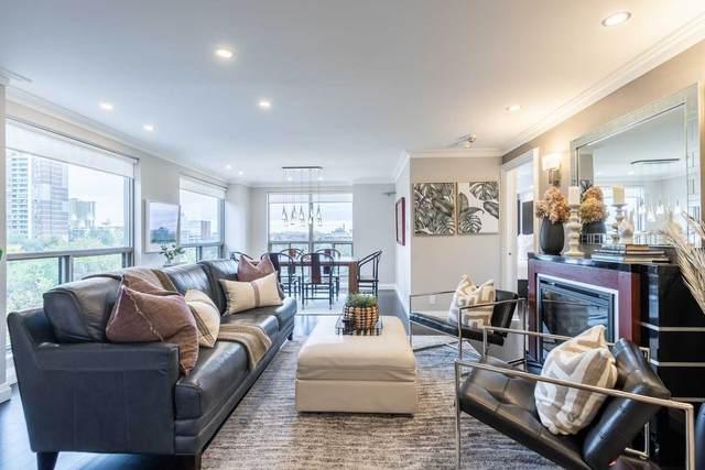 298 Jarvis St #803, Toronto, ON M5B 2M4 (MLS #C5054959) :: Forest Hill Real Estate Inc Brokerage Barrie Innisfil Orillia