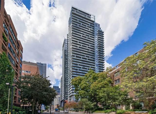 50 E Wellesley St #3908, Toronto, ON M4Y 1G2 (MLS #C5055692) :: Forest Hill Real Estate Inc Brokerage Barrie Innisfil Orillia