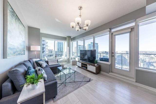 55 E East Liberty St #1802, Toronto, ON M6K 3P9 (MLS #C5056906) :: Forest Hill Real Estate Inc Brokerage Barrie Innisfil Orillia