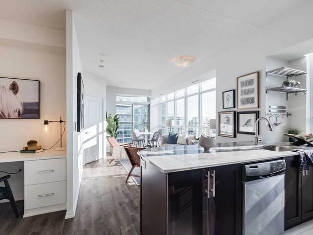125 Western Battery Rd #2307, Toronto, ON M6K 3R8 (MLS #C5057244) :: Forest Hill Real Estate Inc Brokerage Barrie Innisfil Orillia