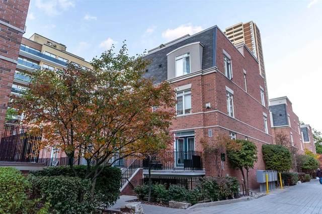 415 Jarvis St #114, Toronto, ON M4Y 3C1 (MLS #C5057324) :: Forest Hill Real Estate Inc Brokerage Barrie Innisfil Orillia