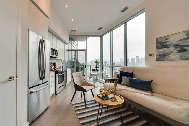 50 Bruyeres Mews Ph05, Toronto, ON M5V 0A7 (MLS #C5057545) :: Forest Hill Real Estate Inc Brokerage Barrie Innisfil Orillia