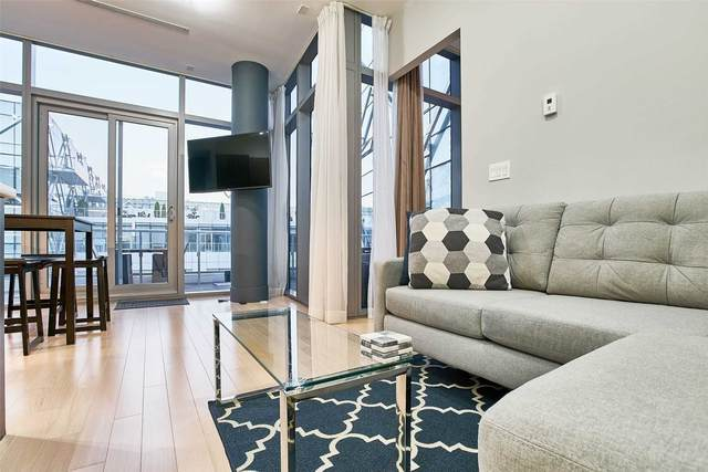 29 E Queens Quay #1208, Toronto, ON M5E 0A4 (MLS #C5057598) :: Forest Hill Real Estate Inc Brokerage Barrie Innisfil Orillia