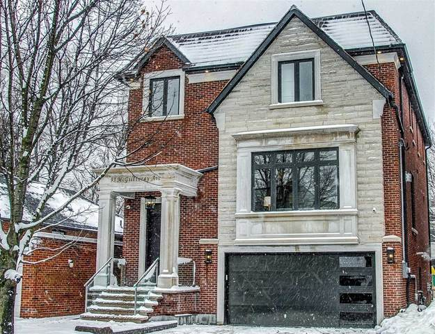 93 Mcgillivray Ave, Toronto, ON M5M 2Y5 (MLS #C5088055) :: Forest Hill Real Estate Inc Brokerage Barrie Innisfil Orillia