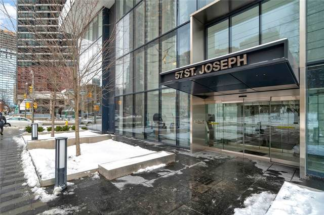 57 St Joseph St #1004, Toronto, ON M5S 0C5 (#C5088883) :: The Johnson Team