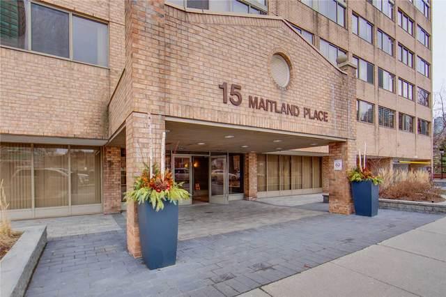 15 Maitland Pl #407, Toronto, ON M4Y 2X3 (#C5089663) :: The Ramos Team