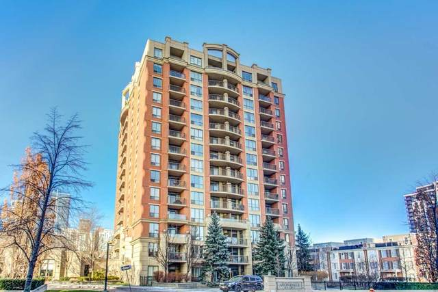 55 Harrison Garden Blvd Ph6, Toronto, ON M2N 7G3 (MLS #C5090309) :: Forest Hill Real Estate Inc Brokerage Barrie Innisfil Orillia
