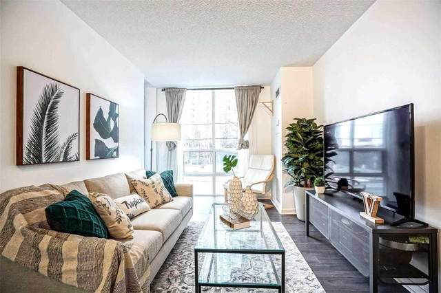 26 Olive Ave #215, Toronto, ON M2N 7G7 (MLS #C5091155) :: Forest Hill Real Estate Inc Brokerage Barrie Innisfil Orillia