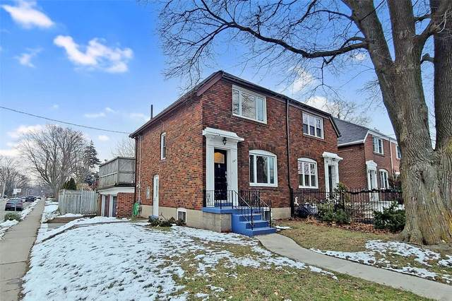 281 Laird Dr, Toronto, ON M4G 3X3 (MLS #C5091164) :: Forest Hill Real Estate Inc Brokerage Barrie Innisfil Orillia