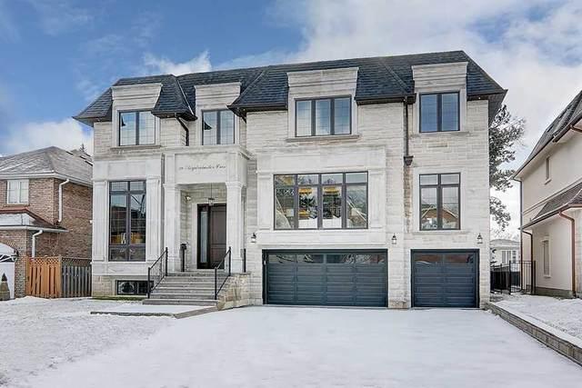 29 Lloydminster Cres, Toronto, ON M2M 2R9 (MLS #C5091177) :: Forest Hill Real Estate Inc Brokerage Barrie Innisfil Orillia