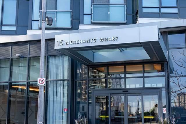 15 Merchants' Wharf #812, Toronto, ON M5A 0N8 (MLS #C5091377) :: Forest Hill Real Estate Inc Brokerage Barrie Innisfil Orillia