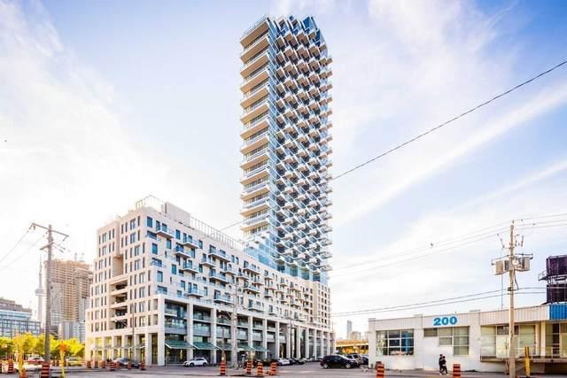 12 Bonnycastle St #509, Toronto, ON M5A 0C8 (MLS #C5091740) :: Forest Hill Real Estate Inc Brokerage Barrie Innisfil Orillia
